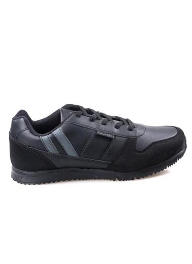 Kinetix Cordelıa Pu W 9Pr Bayan Siyah Günlük Spor Ayakkabı Siyah